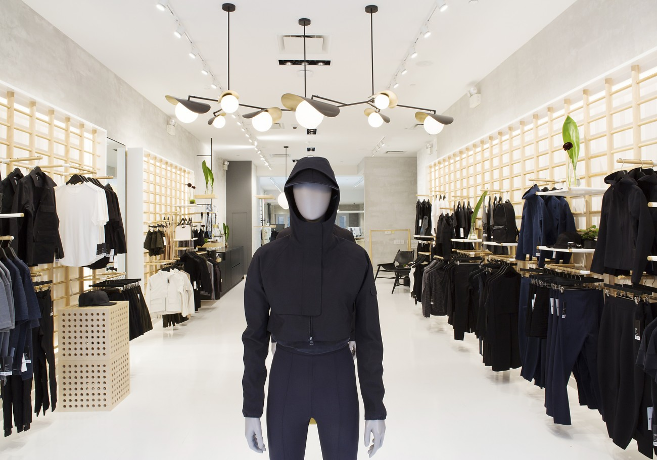 At the Lab, ninja is definitely in (but only in-store, not online)| Lululemon