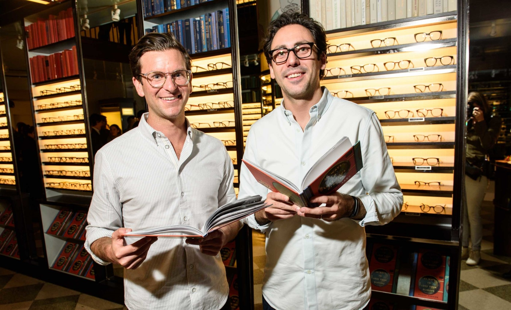 Gilboa and Blumenthal | Warby Parker